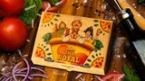 The Royal Pizza Palace Playing Cards Set by Riffle Shuffle_
