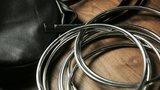 Michael Ammar Linking Rings / 5 Ring Set by Michael Ammar & TCC - Trick_