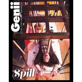 "Genii Magazine ""Steve Spill"" May 2015 - Book"