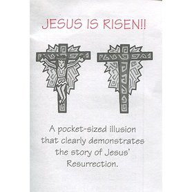 Jesus is Risen by Top Hat Magic - Trick