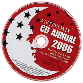 CD Antinomy Annual Year 2 (2006) - DVD