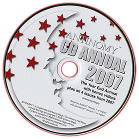 CD Antinomy Annual Year 3 (2007) - DVD
