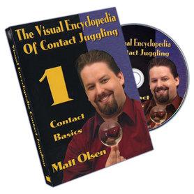 Visual Encyclopedia of Contact Juggling #1 - DVD