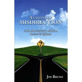 Anatomy of Misdirection by Joseph Bruno - eBook DOWNLOAD