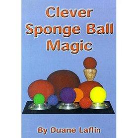 Clever Sponge Ball Magic by Duane Laflin - Video DOWNLOAD