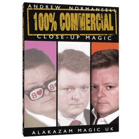 100 percent Commercial Volume 3 - Close-Up Magic by Andrew Normansell video DOWNLOAD