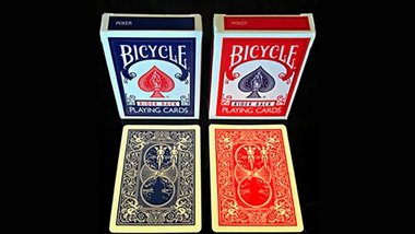 Paul Harris Presents Original Bike Back Twilight Angels RED by Paul Harris - Trick