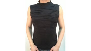 SLIDER T-shirt V2 (Large-Extra Large) by Victor Voitko (Gimmick and Online Instructions) - Trick