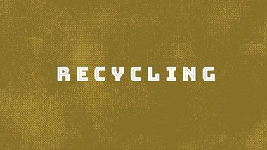 Recycling by Sandro Loporcaro (Amazo) video DOWNLOAD