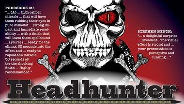 HeadHunter by Bob Farmer - Trick