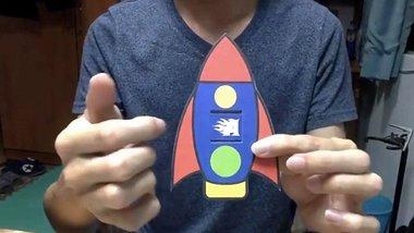 Liftoff by Dr.Lee & Himitsu Magic - Trick