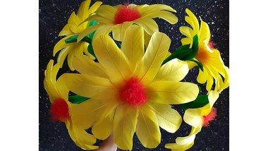 Yellow Flower (No.1) by Black Magic - Trick