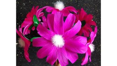 Violet Flower (2 pack) (No.2) by Black Magic - Trick