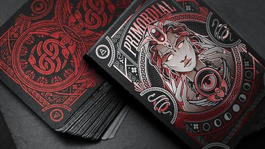 Primordial Playing Cards (Chaos)