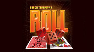 Roll (Gimmicks and Online Instructions) by Chris Congreave - Tricks