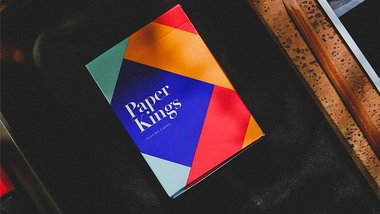 Paper Kings Playing Cards Standard Edition by TCC