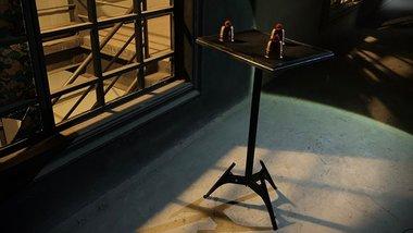 Scorpion Table (Close Up) by Tek Magic - Trick