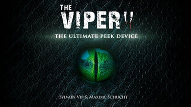 Marchand de Trucs & Mindbox Presents The Viper Wallet (Gimmicks and Online Instructions) by Sylvain Vip & Maxime Schucht- Trick