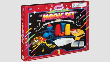 DELUXE EASY MAGIC SET # 1 by Eddy's Magic - Trick