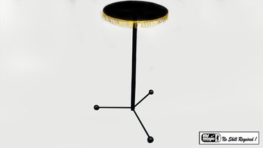 Erector Table (Round) by Mr. Magic - Trick