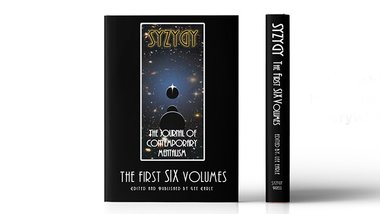 SYZYGY 1-6 Hardbound by Lee Earle - Book