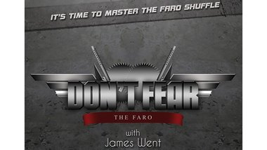 Don't Fear the Faro with James Went video DOWNLOAD