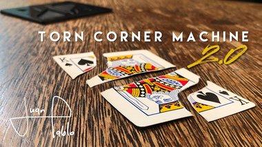 Torn Corner Machine 2.0 (TCM) by Juan Pablo - Trick