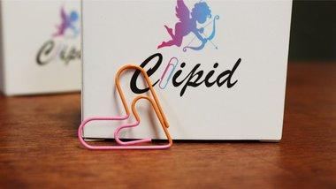 Clipid Candy (Pink & Orange) by Magic Stuff - Trick