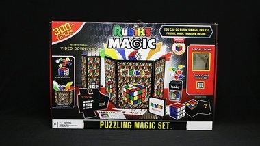Rubik Puzzling Magic Set by Fantasma Magic - Trick