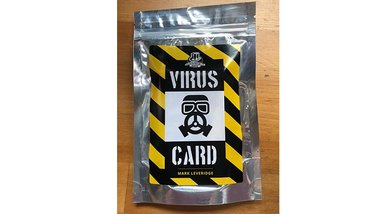 The Virus Card (Gimmicks and Online Instructions) by Mark Leveridge and Kaymar Magic