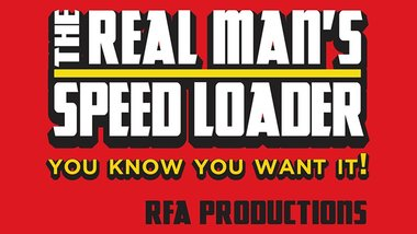 Real Man Speed Loader Plus Wallet by Tony Miller - Trick