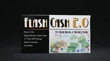 Flash Cash 2.0 (Euro) by Alan Wong & Albert Liao - Trick