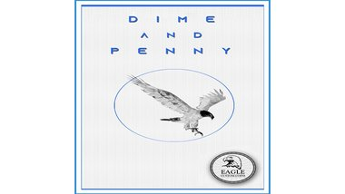 Dime and Penny by Eagle Coins - Trick