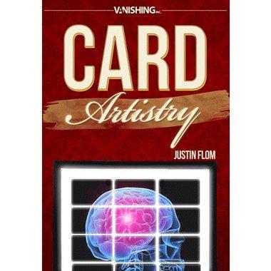 Card Artistry ( X-Ray - Brain Scan) by Justin Flom & Vanishing Inc - DVD