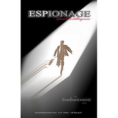 Espionage: Secret Intelligence  (DVD, Book, Prop) by The Enchantment - DVD
