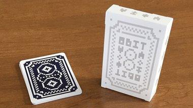8 Bit Playing Cards