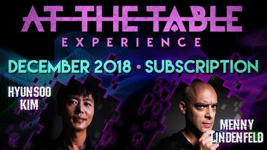 At The Table December 2018 Subscription video DOWNLOAD