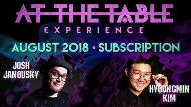 At The Table August 2018 Subscription video DOWNLOAD