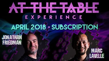 At The Table April 2018 Subscription video DOWNLOAD