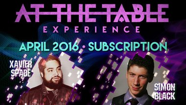 At The Table April 2016 Subscription video DOWNLOAD