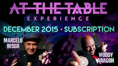 At The Table December 2015 Subscription Video DOWNLOAD