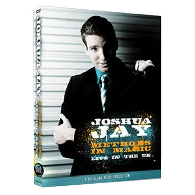 Method In Magic - Live In The UK by Joshua Jay & Big Blind Media video DOWNLOAD