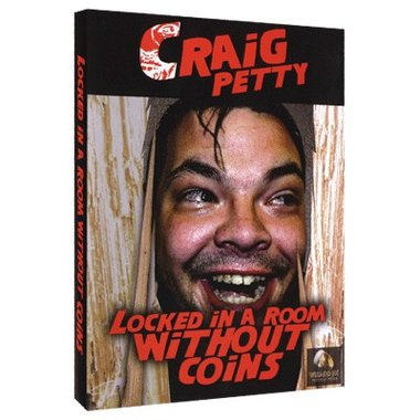 Locked In A Room Without Coins by Craig Petty and Wizard FX Production video DOWNLOAD