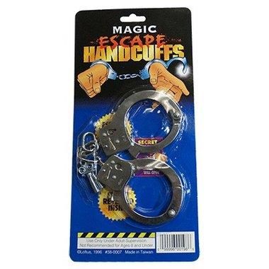 Magic Handcuffs - Trick