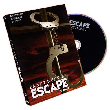 Escape Vol. 2 by Danny Hunt & RSVP - DVD