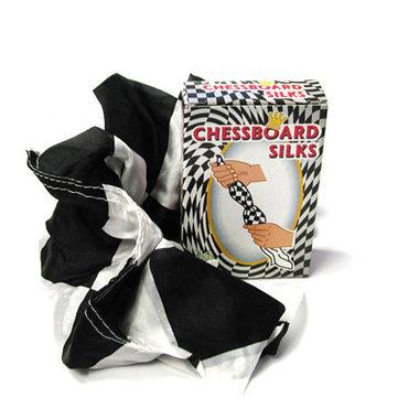 Chessboard Silks by Vincenzo Di Fatta