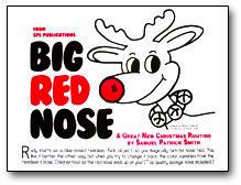 Big Red Nose Samuel Patrick Smith