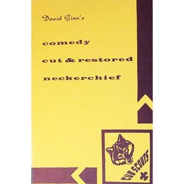 Comedy Cut & Restored Neckerchef by David Ginn - eBook DOWNLOAD