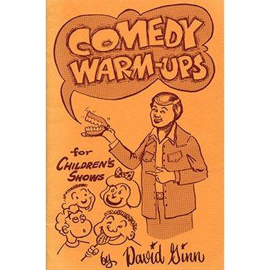 Comedy Warm-ups by David Ginn - eBook DOWNLOAD