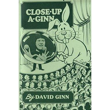 Close Up A-Ginn by David Ginn - eBook DOWNLOAD